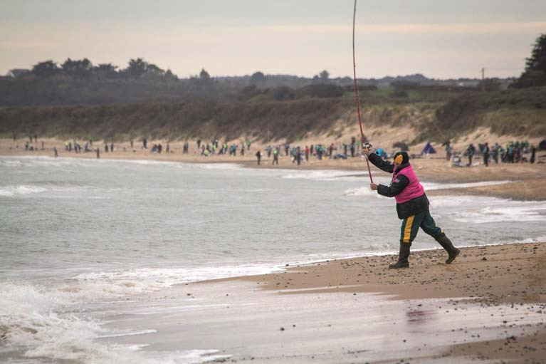 A new sea angling survey aims to support marine stocks
