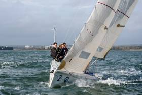 The RCYC Academy is made up of 16 and 25 year -olds who get the chance to experience local sailing plus a chance to compete nationwide at Summer events.