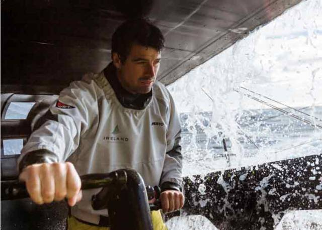 Nicholas O'Leary's Vendee Globe 2020 Bid Makes 'Great Strides' as Boat Goes Up for Sale