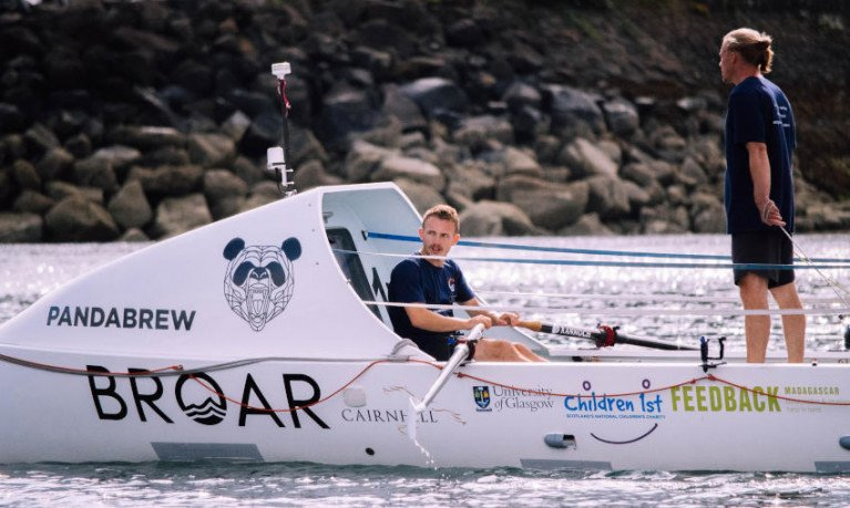 Scottish Brothers Set Trio Of Records In Transatlantic Rowing Challenge