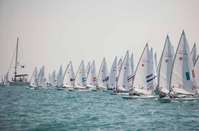 11th for Belfast Radial Sailor Sally Bell in Race Four of Youth Worlds in China