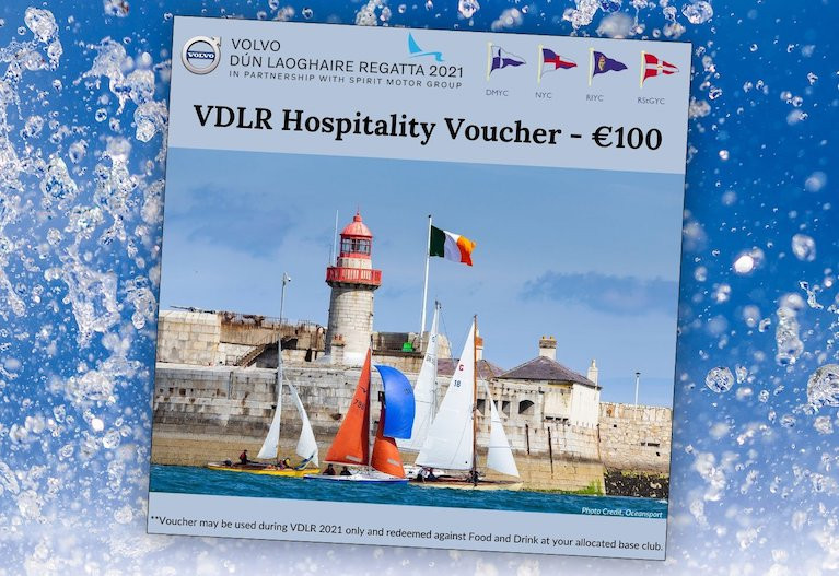 Volvo Dun Laoghaire Regatta Early Bird Draw Deadline is December 31st