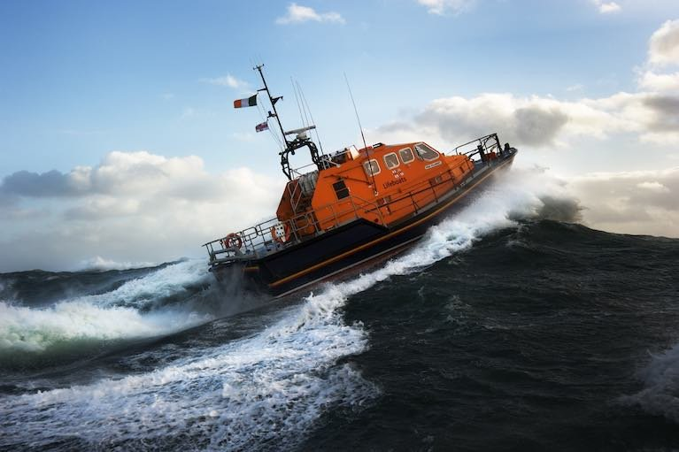 Irish Coast Guard & RNLI Issue Water Safety Appeal for Christmas & New Year
