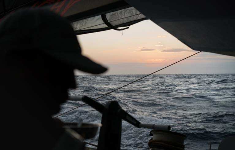 Offshore sailing - how to cope with those long periods of isolation where you can only do so much