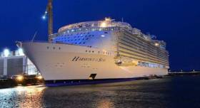 The biggest cruise ship ever built