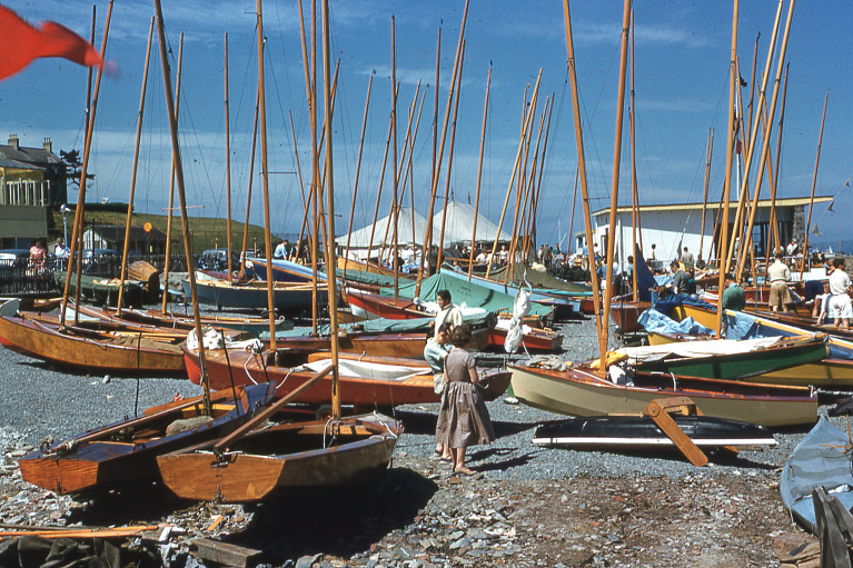 Ballyholme Yacht Club on Belfast Lough – The First 50 Years Book is Published