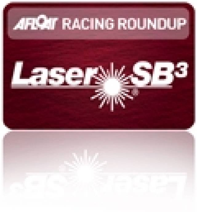 Laser SB3 Open Day in Dun Laoghaire