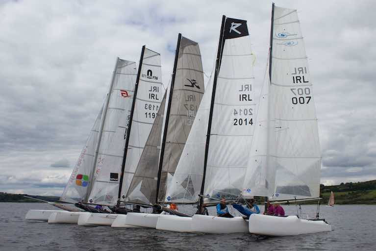 Ballyholme Upgrades Weekend of 'Speed' to Multihull National Championships