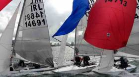 The regatta scene returns for the Fireballs with an event at Greystones this weekend