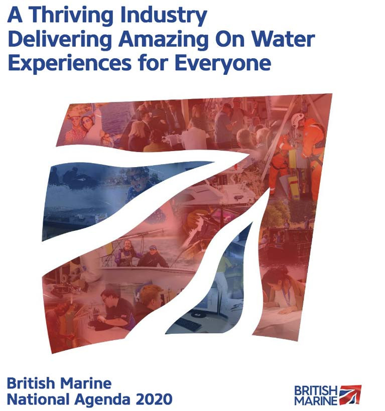 British Marine Launch Ambitious Vision for the Industry