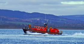 Wicklow RNLI involved in the search for a missing man in Wicklow this past week