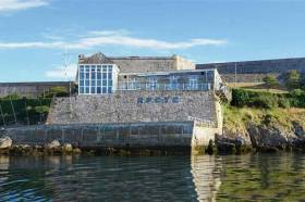 The Royal Plymouth Corinthian Yacht Club on Plymouth Sound is putting its stunning club house on the market after more than 120 years to secure the future of the club