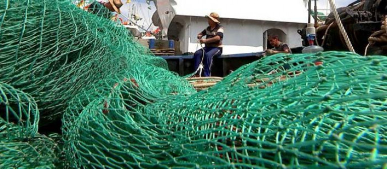 Recycling and re-use of plastic constituents used in fishing gear is at an early stage in Europe