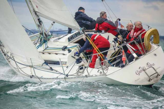 At least 16 Sigmas will race at Dun Laoghaire Regatta