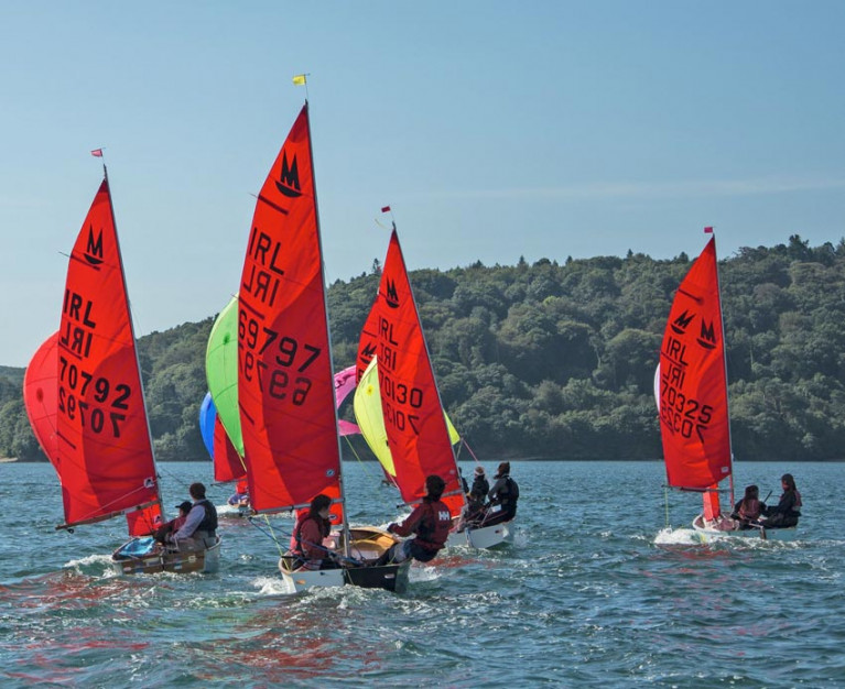 Mirror Sailing Ireland Postpones First Regional Event Of 2020