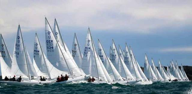 Dragon Gold Cup at Kinsale Yacht Club Will Be Something Quite Magic