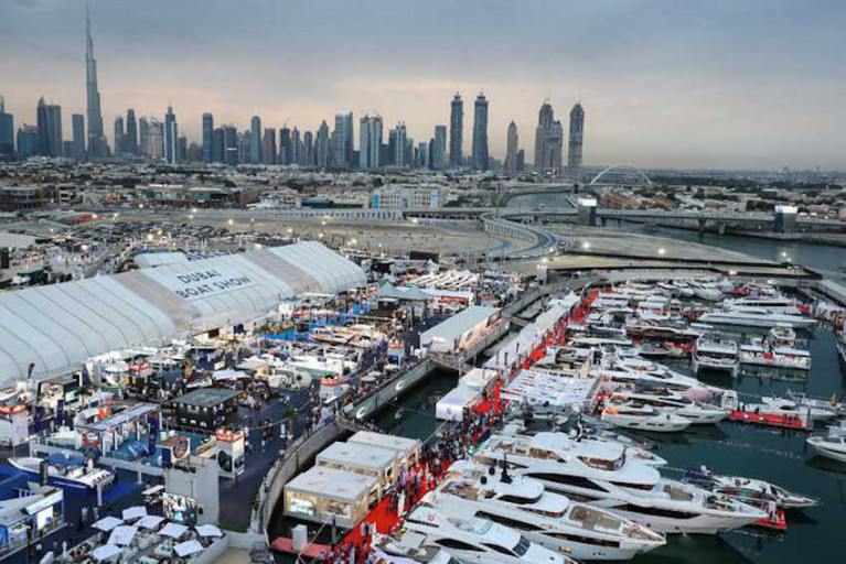 The Dubai International Boat Show, set to run from 10-14 March, will now take place from 24-28 November