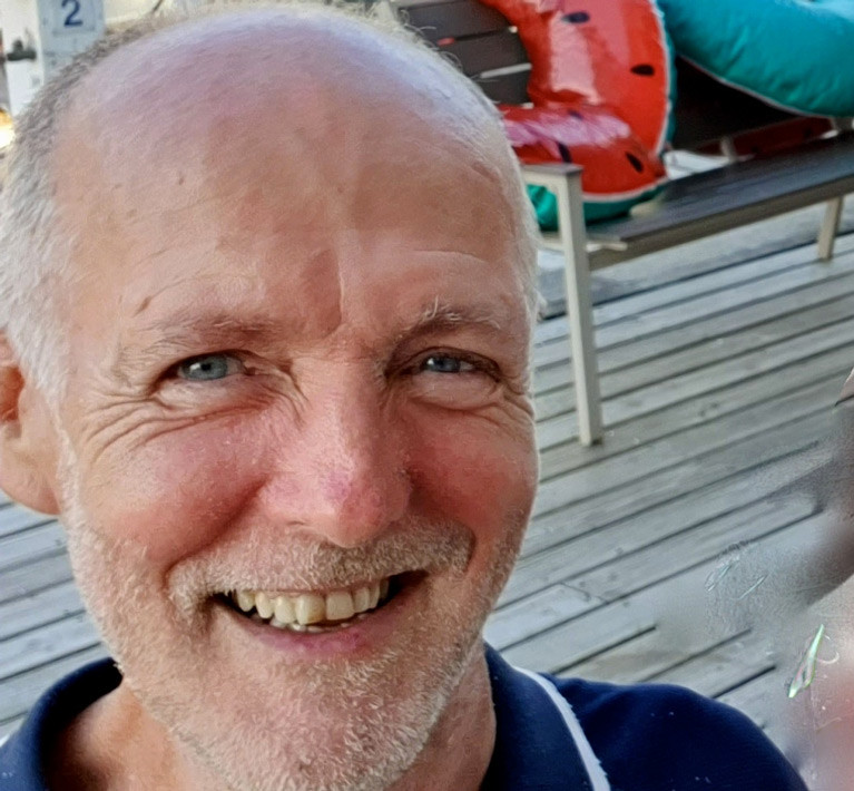 Garry Crothers in St Lucia.  After a challenging Transatlantic passage made necessary by the severe COVID-19 Lockdown in the Caribbean, the one-armed solo sailor is now within 500 miles of his home port of Derry