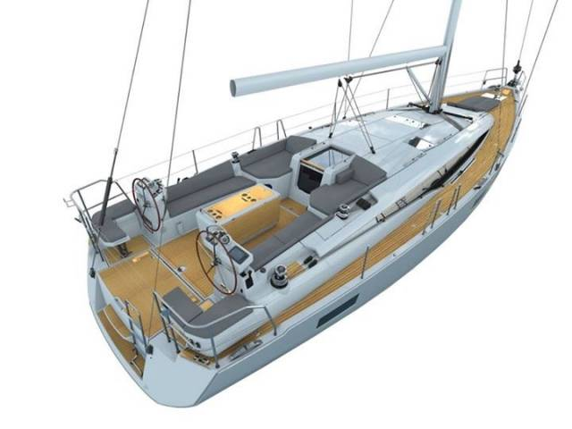 Jeanneau 51 announced in France yesterday