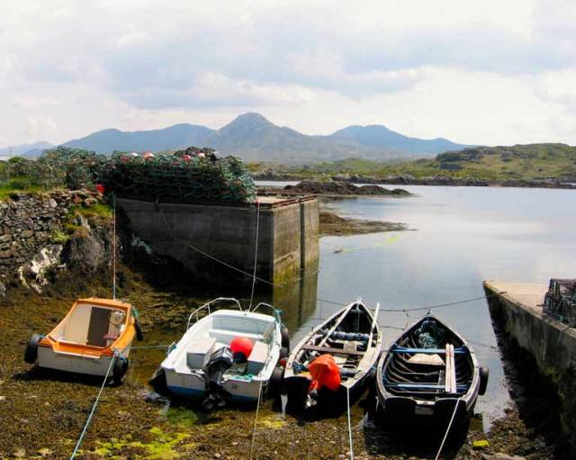 Galway Sailors Will Give Their Own Connemara the Visitor Treatment