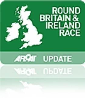 Heading Home in Round Britain and Ireland Race