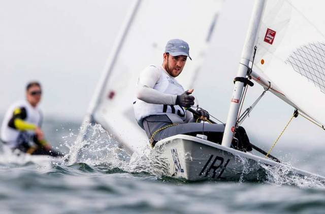 Finn Lynch Knocking on the Door of Top Ten at Tokyo Test Event