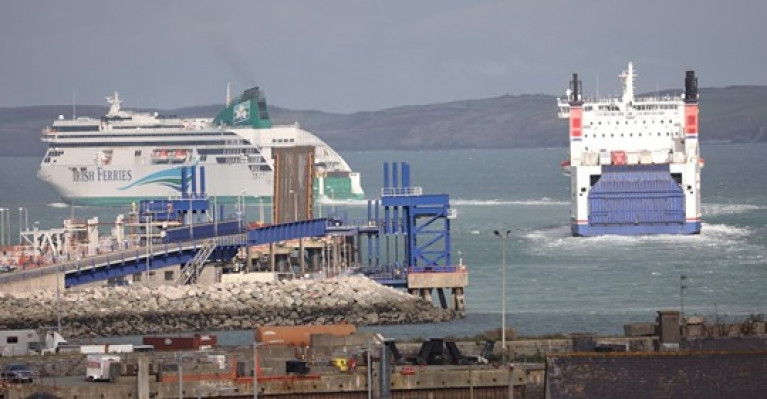 Direct Holyhead-Northern Ireland Ferry & A55 Road Investment on Union Connectivity Review