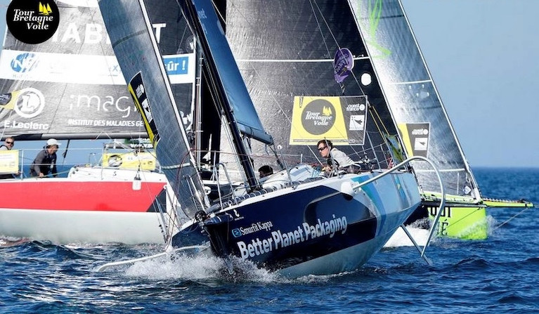 Irish Sailor of the Year 2020 Tom Dolan will race across the Atlantic in his Figaro 3 this year