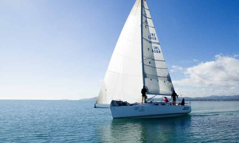 Dun Laoghaire Harbour Sailing School Sees Domestic Yacht Charter Opportunity