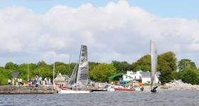 Galway Boating Clubs Unite For Historic Cong-Galway Sailing Race Across Lough Corrib This June