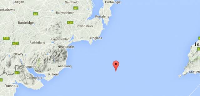 Hibernia Round Ireland Powerboat Record Update: 14:30