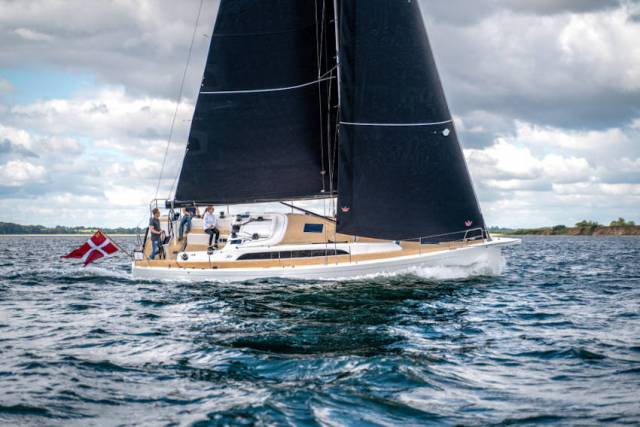 X4⁰ Nominated For Top Performance Cruiser In European Yacht Of The Year 2020