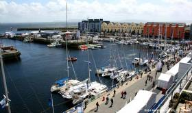 Galway Harbour – waterfront heart of a significant Atlantic port