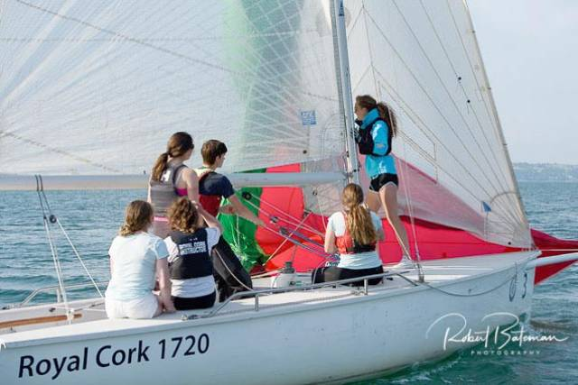 Royal Cork Yacht Club's Under 25 Keelboat Initiative & Why Cork Week Had To Change