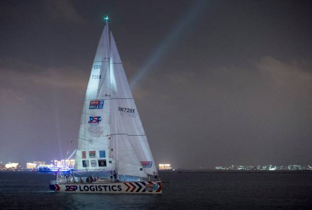 PSP Logistics was the winning vessel in Sanya