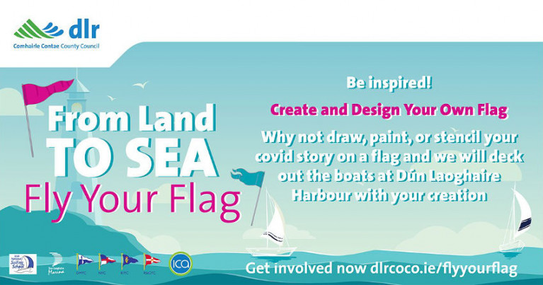More Time To Fly Your Flag At Dun Laoghaire Harbour