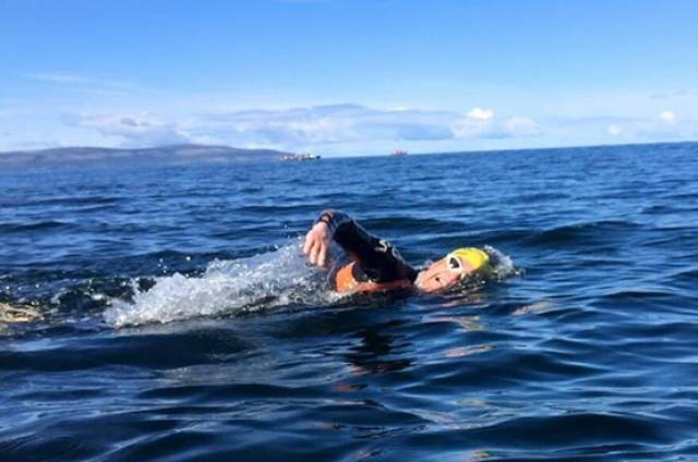 Galway Bay Swim Subject Of New Documentary