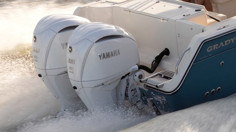 Yamaha V6 Outboard Range Upgraded