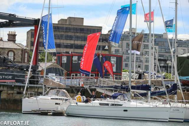 MGM Boats has 13 new models afloat and shore at its new and used Boat Show in Dun Laoghaire Harbour this weekend