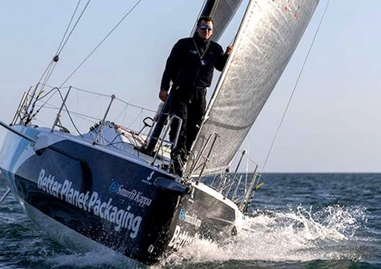 A short season maybe, but all their stars were in alignment in 2020 - Tom Dolan on his Figaro 3 Smurfit Kappa