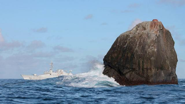 Scotland & Ireland At Loggerheads Over Rockall Fishing Rights