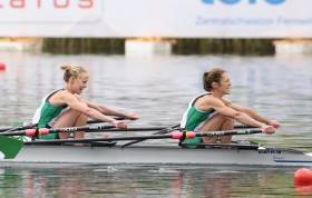Lynch and Lambe Give Ireland Place in Olympic Rowing Final