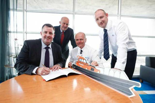 Dublin Port New Pilot Boat Deal for UK's Goodchild Marine Services