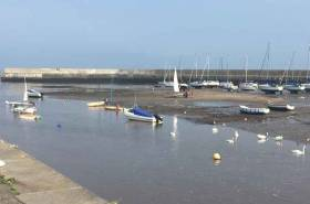 Bray Harbour Action say delay in dealing with sand build-up could leave the harbour as a 'permanent derelict eyesore'