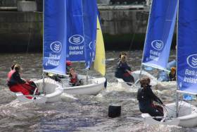 UCD Sailing Alumni & Friends Event At National YC This February
