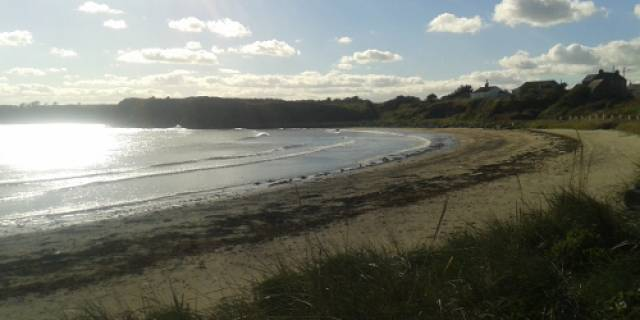 Loughshinny Beach, between Skerries and Rush in North Co Dublin, has again failed to meet the EPA's minimum standards for bathing water quality