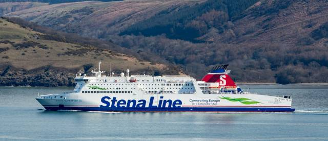 The refit work carried out of Stena Line fleet operating out of Belfast took place at Harland & Wolff shipyard for over 4-months. Among the seven ships serviced, Stena Superfast VIII operates on the Belfast- Cairnryan service.