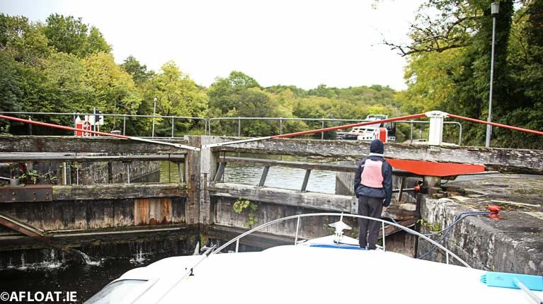 Shannon Navigation: Re-Opening of the Locks & Operating Times from 8th June 2020