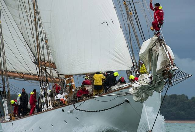 For the first time, classic motor yachts are invited to join the renowned classic sailing regatta