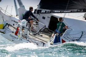 The RYA and Royal Ocean Racing Club (RORC) are developing double-handed offshore sailing in the UK